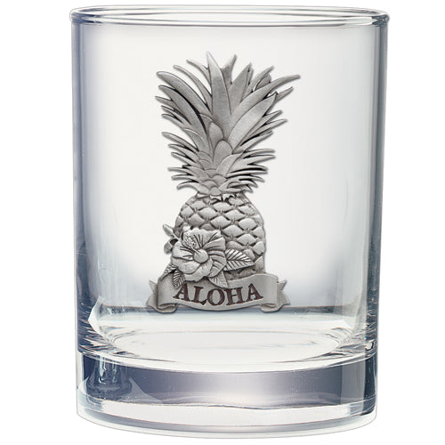 HAWAII DOUBLE OLD FASHIONED GLASS
