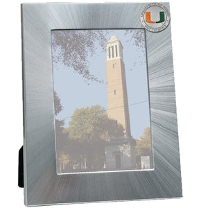 UNIVERSITY OF MIAMI PHOTO FRAME