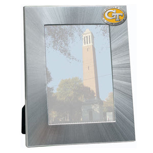 GEORGIA TECH UNIVERSITY GT LOGO PHOTO FRAME
