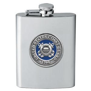 COAST GUARD FLASK