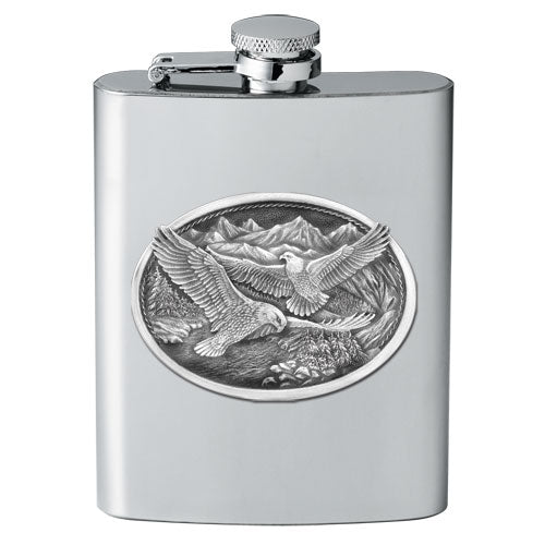 EAGLES FLASK