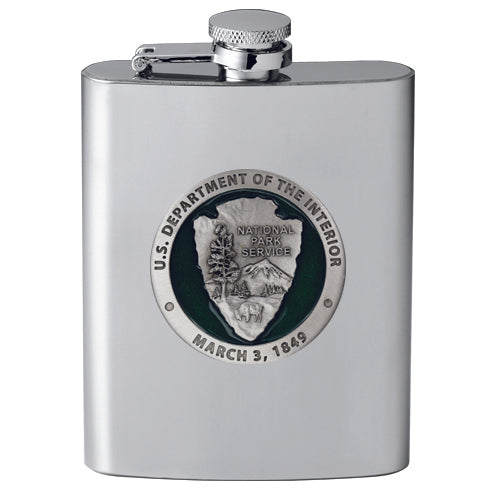 National park service with travel mugs capitol decanter double old fashioned glass flask keg mug stein money clip stein pitcher salt & pepper money clip goblets flask wind chime pint stein