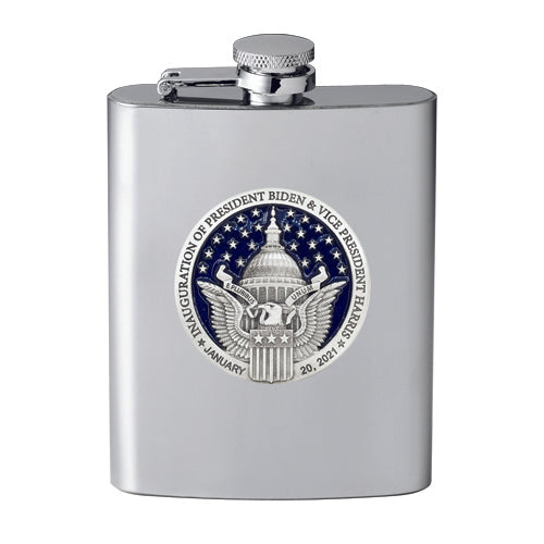 BIDEN & HARRIS INAUGURATION FLASK