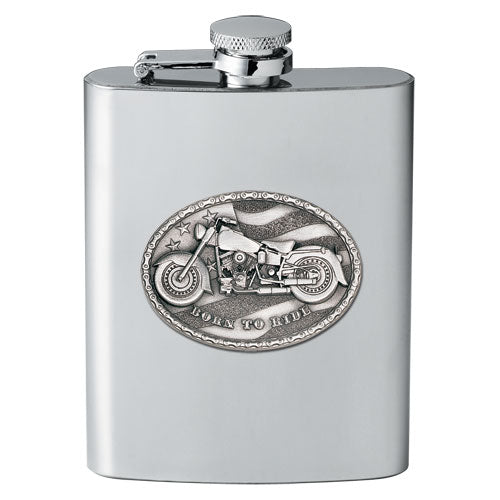MOTORCYCLE FLASK