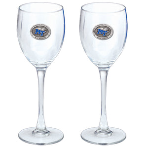 MIDDLE TENNESSEE STATE UNIVERSITY GOBLETS (SET OF 2)