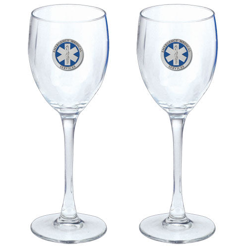 EMERGENCY MEDICAL GOBLETS (SET OF 2)
