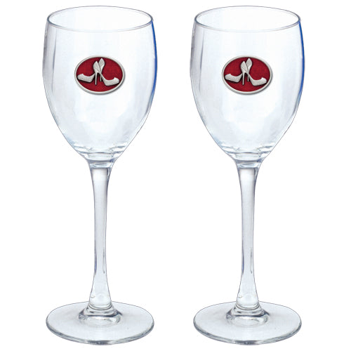 HIGH HEELS GOBLETS (SET OF 2)