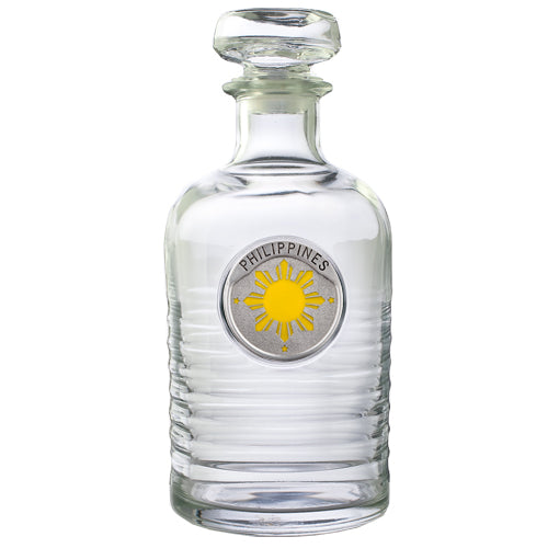 Philippines Sun GENEVA DECANTER