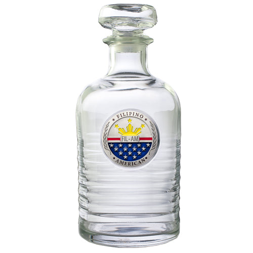FIL-AM GENEVA DECANTER