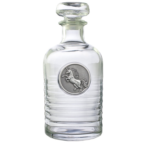 UNICORN GENEVA DECANTER