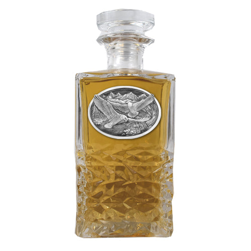 EAGLES HERITAGE DECANTER