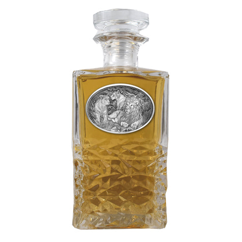 LION HERITAGE DECANTER