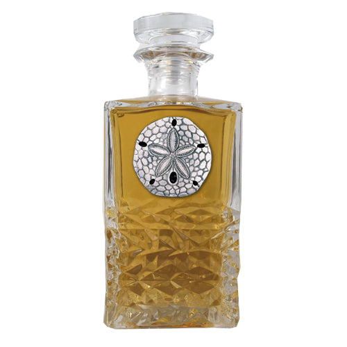 SAND DOLLAR HERITAGE DECANTER