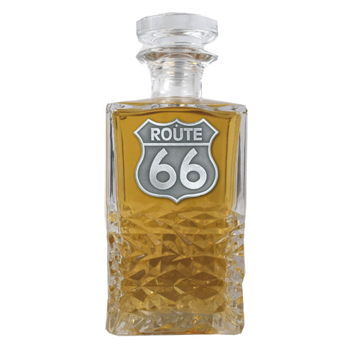 ROUTE 66 HERITAGE DECANTER