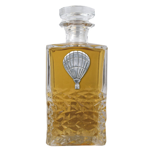 HOT AIR BALLOON HERITAGE DECANTER