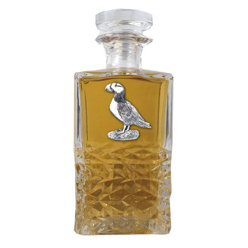 PUFFIN HERITAGE DECANTER