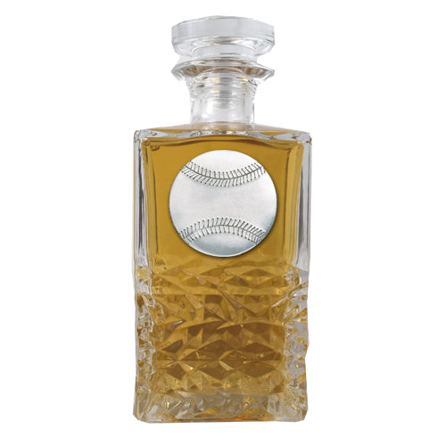 BASEBALL HERITAGE DECANTER