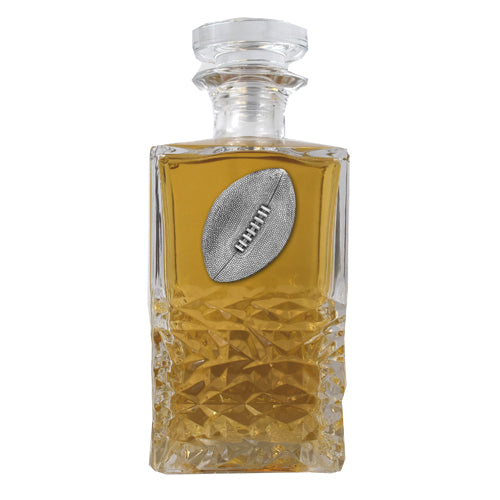 FOOTBALL HERITAGE DECANTER