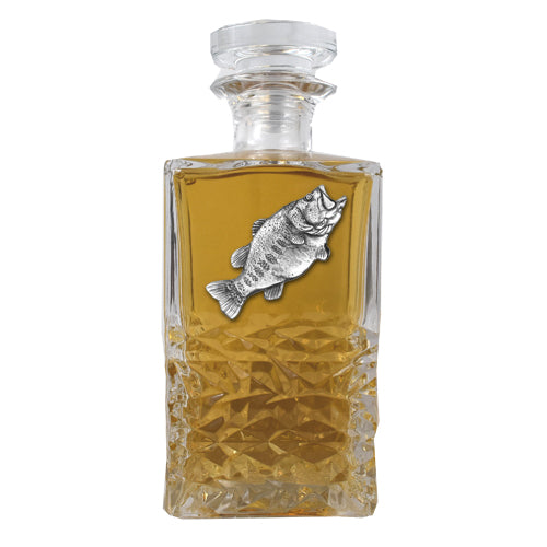 BASS HERITAGE DECANTER