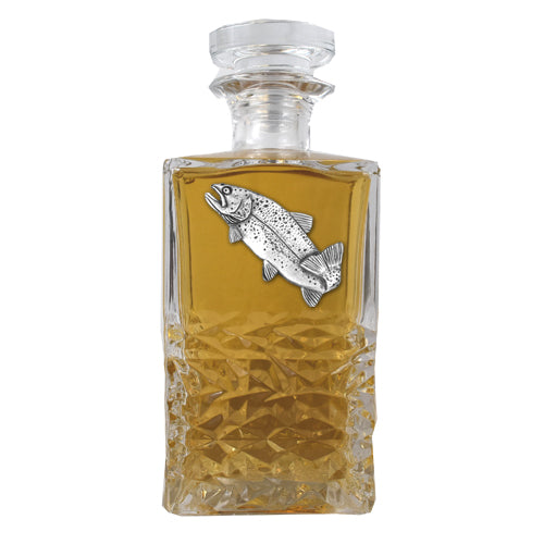 TROUT HERITAGE DECANTER
