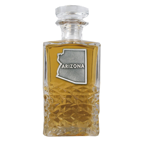 ARIZONA HERITAGE DECANTER