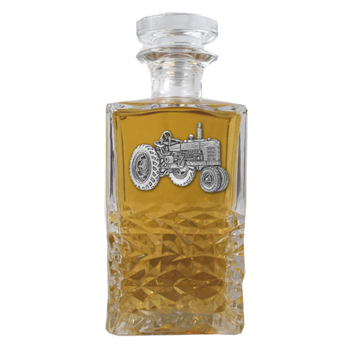 TRACTOR HERITAGE DECANTER
