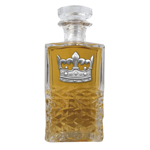 CROWN HERITAGE DECANTER
