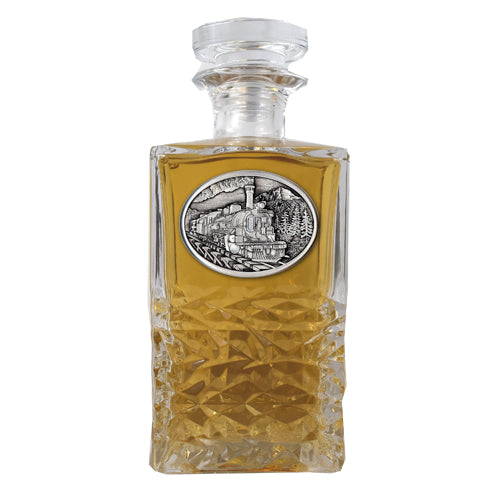 TRAIN HERITAGE DECANTER