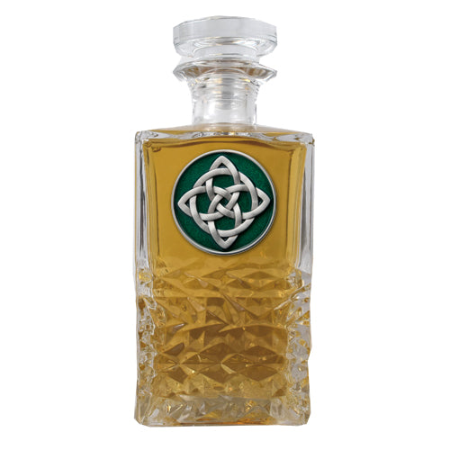 CELTIC KNOT HERITAGE DECANTER