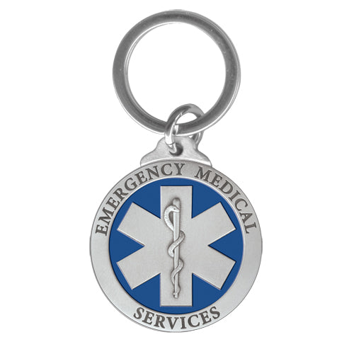 EMERGENCY MEDICAL KEY CHAIN