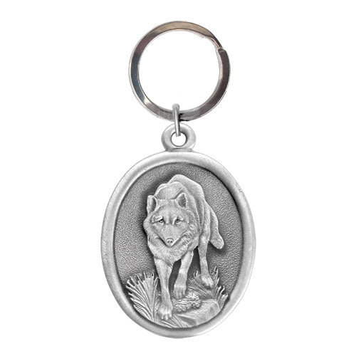 WOLVES KEY CHAIN