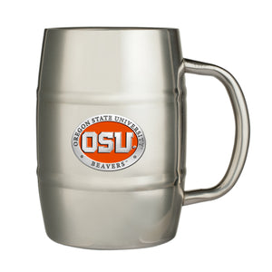 OREGON STATE UNIVERSITY KEG MUG
