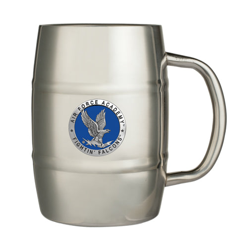 AIR FORCE ACADEMY KEG MUG