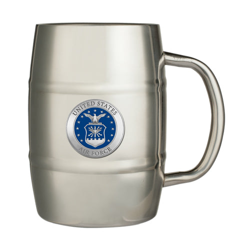 AIR FORCE KEG MUG