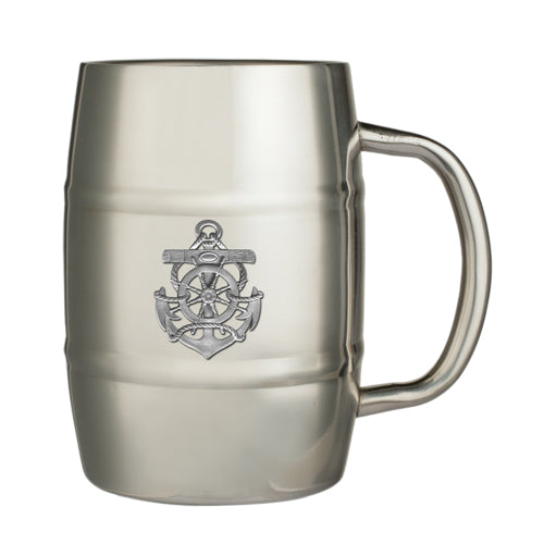 ANCHOR KEG MUG