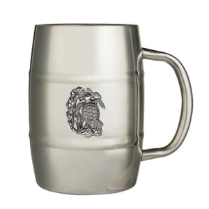 SEA TURTLE KEG MUG