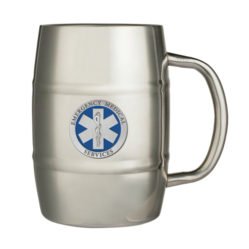 EMERGENCY MEDICAL KEG MUG