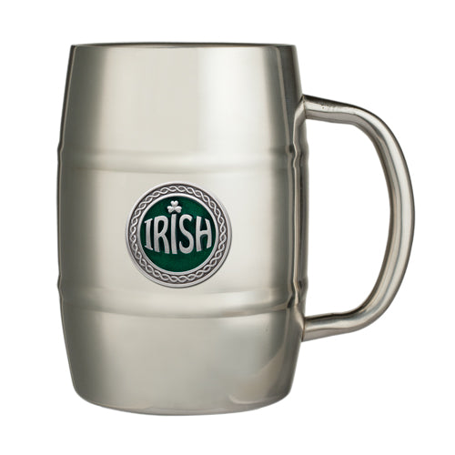 IRISH KEG MUG