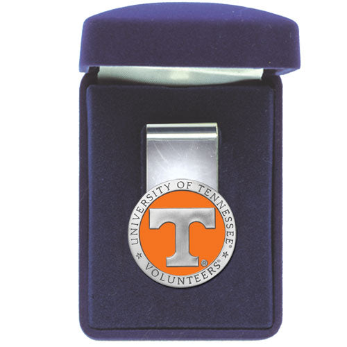 UNIVERSITY OF TENNESSEE MONEY CLIP