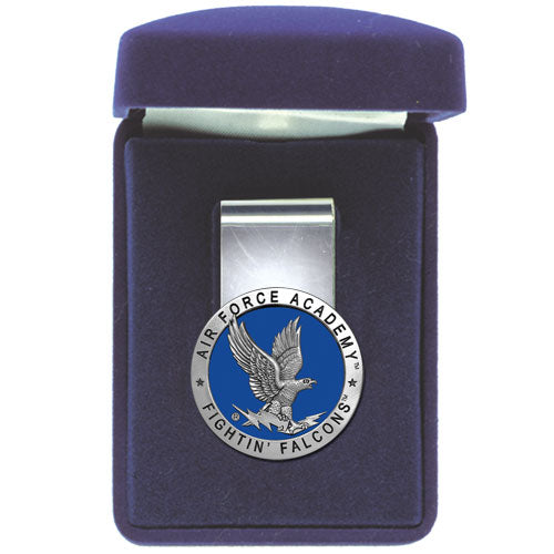 AIR FORCE ACADEMY MONEY CLIP
