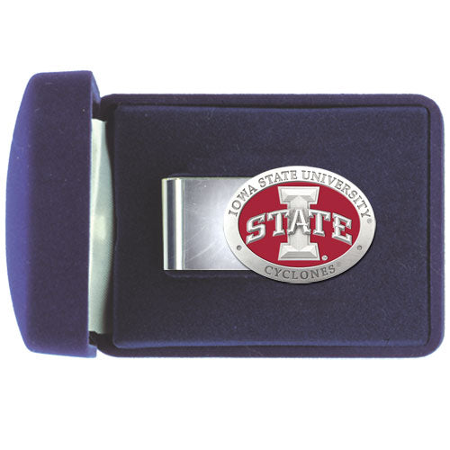 IOWA STATE UNIVERSITY MONEY CLIP