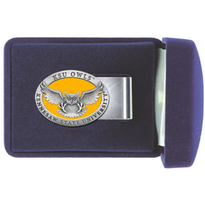 KENNESAW STATE UNIVERSITY MONEY CLIP