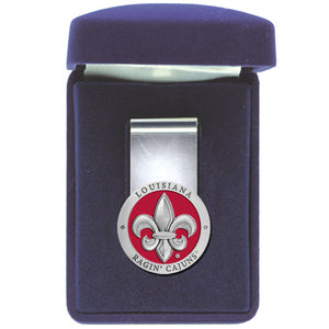 LOUISIANA AT LAFAYETTE MONEY CLIP