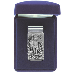 BIGHORN SHEEP MONEY CLIP