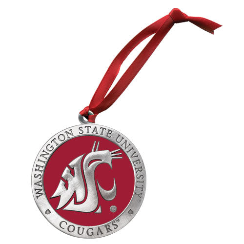 WASHINGTON STATE UNIVERSITY ORNAMENT
