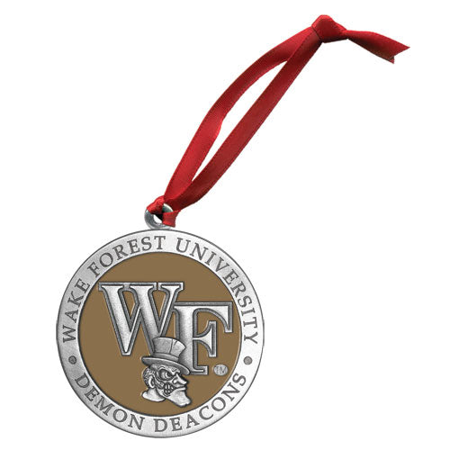 WAKE FOREST UNIVERSITY ORNAMENT