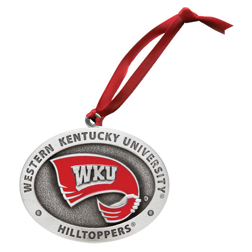 WESTERN KENTUCKY UNIVERSITY ORNAMENT