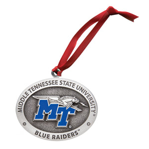 MIDDLE TENNESSEE STATE UNIVERSITY ORNAMENT