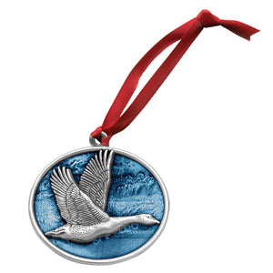 CANADIAN GOOSE ORNAMENT