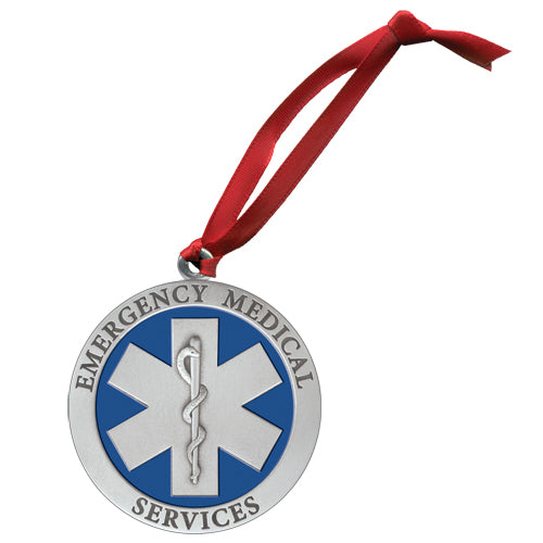 EMERGENCY MEDICAL ORNAMENT